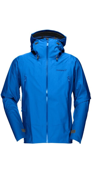 Norrøna M's Falketind Gore-Tex Jacket Electric Blue (6800)